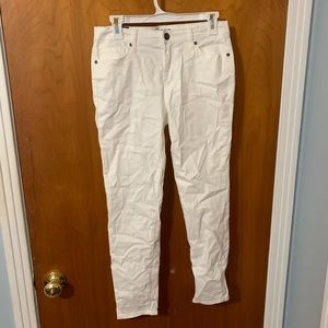 Buffalo Jeans-Daily Mid-Rise Stretch Skinny